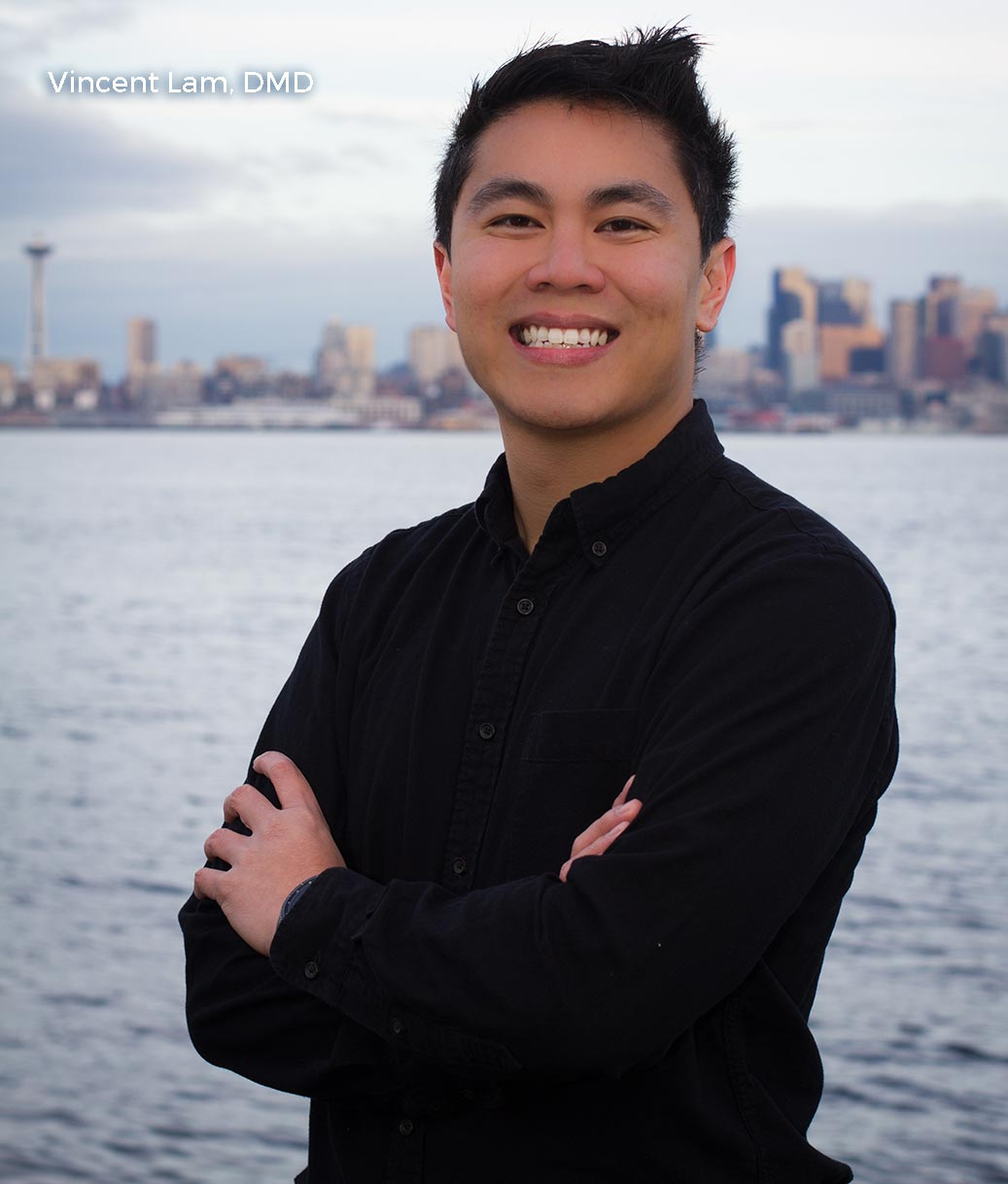 Dr. Vincent Lam is a dentist serving Seahurst and Burien, Washington.